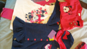 Size 5 Minnie Mouse clothes