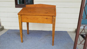 Station vintage writing desk