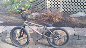 Brand new BMX never been used!