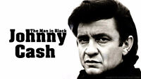 The Man In Black - Hommage à Johnny Cash