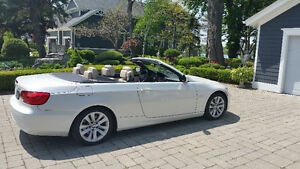 2011 BMW 3-Series 328i Cabrio Convertible Nav with sport pakage