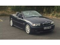 BMW 330ci M SPORT CONVERTIBLE. LOVELY EXAMPLE.