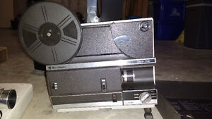 Bell and Howell vintage camera with projector and screen Kitchener / Waterloo Kitchener Area image 6