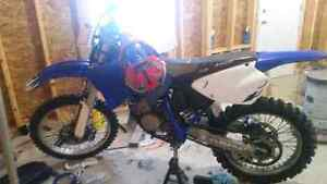 2000 YZ125. 6spd. Fully done over