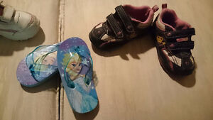Lot of size 6 shoes/boots
