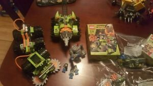 Lego - Power Miners Lot - PPU