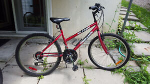 Red Supercycle SC1800 Mountain Bike, 15''; frame