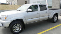 2013 Toyota Tacoma Limited Pickup Truck With Inspection!