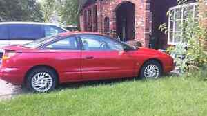 1998 Saturn Coupe