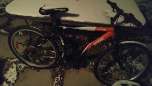 swap 3 bikes for 1 working bike