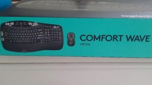 new in box - Logitech wireless keyboard and mouse - EACH $60