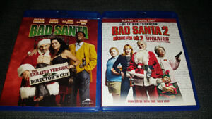 Bad Santa 1-2 / Méchant Père-Noel / Bluray bilingue