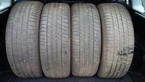 USED 225/60/17 All Season Michelin 'Energy LX4' Tires.