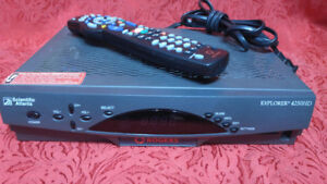 Rogers 4250 HD Box (HDMI support)