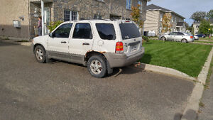 2001 Ford Escape VUS