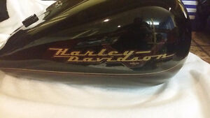 Harley Davidson FLHR Road King Full Fuel Tank. London Ontario image 1