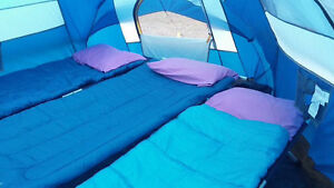 Tent for 8 person,like new!