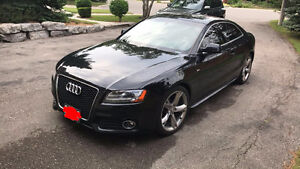 2011 Audi A5 Quattro FULLY LOADED S-Line with Winters