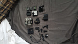Action camera and accessories Prince George British Columbia image 1