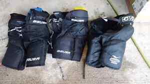 Kids Junior small Hockey Pants