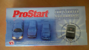 ProStart Remote Control Car starter(New in package) Kitchener / Waterloo Kitchener Area image 1