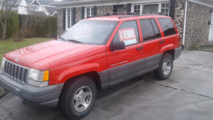 Jeep Grand cherokee laredo 97