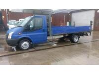 2012 12 FORD TRANSIT 2.2 350 100 RWD 1D 99 BHP 1 OWNER F/S/H PRINT OUT X LEASEPL