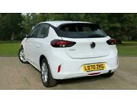 2020 Vauxhall Corsa 1.2 SE Nav 5dr Hatchback Petrol Manual