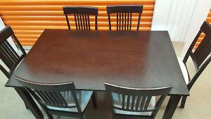 7 piece Dining Set Kitchener / Waterloo Kitchener Area image 1