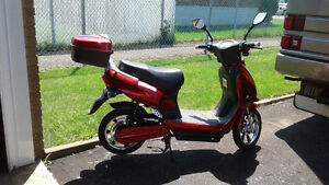 SCOOTER ELECTIQUE