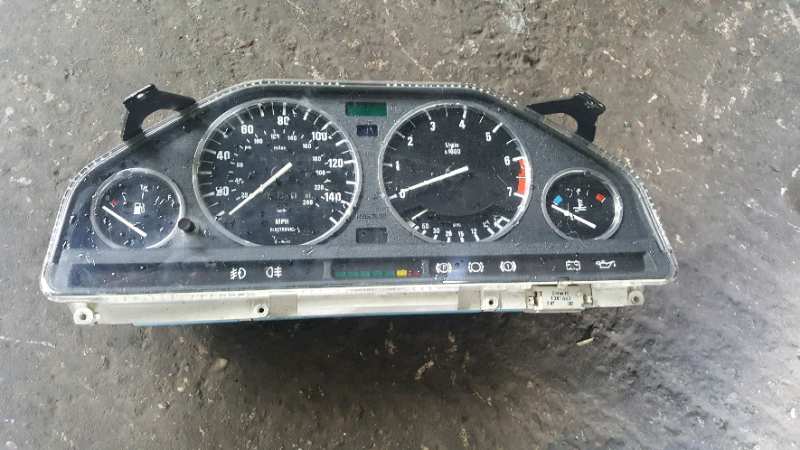 BMW E30 325i Instrument cluster Guages speedo | in Stoke-on-Trent,  Staffordshire | Gumtree