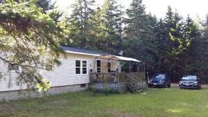 NICE MINI HOME USED AS A COTTAGE  MLS  M123074-$58,000.