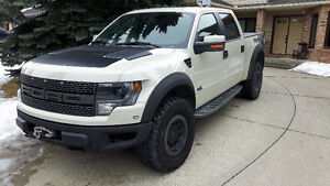 2014 Ford F-150 SVT Raptor Pickup Truck