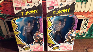 "New Kids on the Block 5"" action figures unopened"