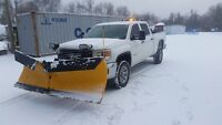 Get Ready For Winter (Snow Removal Services)