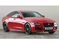 2018 Jaguar XE 2.0 [250] R-Sport 4dr Auto Saloon petrol Automatic