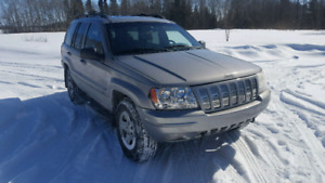 2000 Jeep Grand Cherokee Limited - Sell / Trade