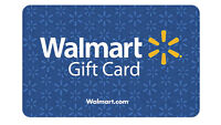 WALMART GIFT CARD $664.44 ------> SAVE MONEY!!!