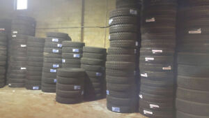 TIRE LIQUDATION SALE 11R22.5