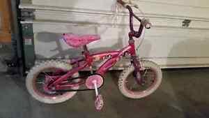 Disney Princess 14 in Girls Bike