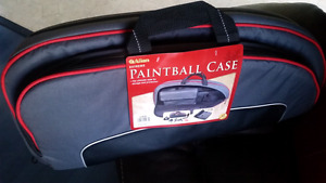 Brand new paint ball case