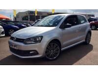 2014 Volkswagen Polo 1.4 TSI ACT BlueGT DSG Automatic Petrol Hatchback