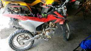 For sale or trade for a quad