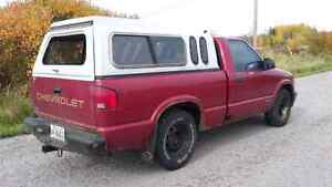 1999 Chevy S10 4cyl