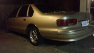 1996 caprice classic $2700 or best offer