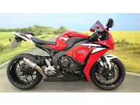 Honda CBR1000RR Fireblade 2013** Race Fit Exhaust, Crash Bungs