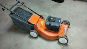 Rear Bagger Lawnmower