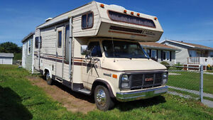 ****EXCELLENT MOTOR HOME FOR SALE****