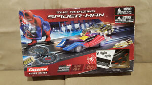 THE AMAZING SPIDER-MAN RACING SYSTEM