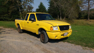 2002 Ford Ranger Parts Only